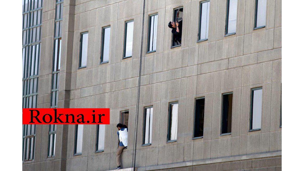 تیراندازی مجلس شورای اسلامی