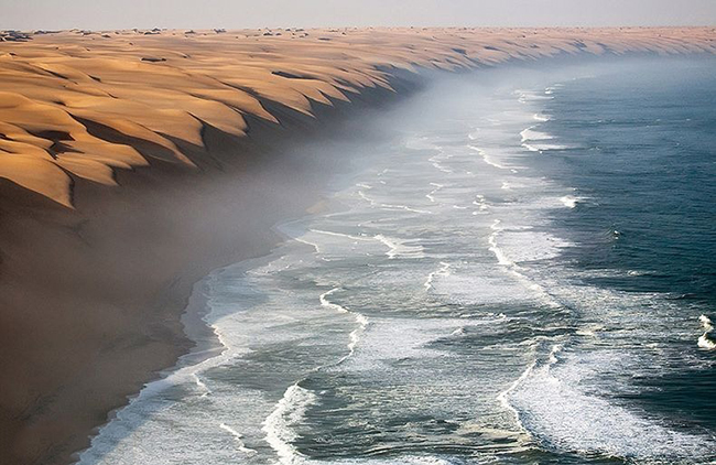 صحرای نامیبیا