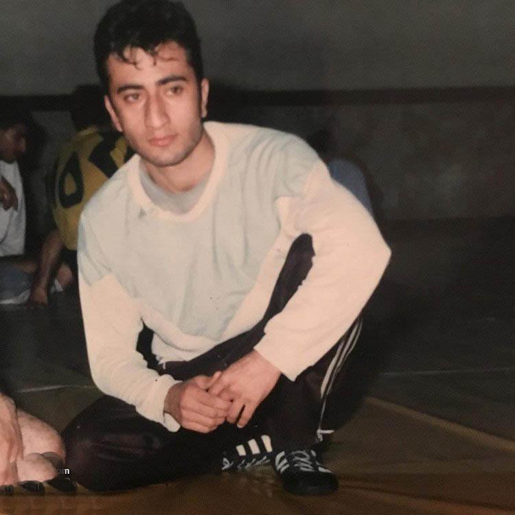 درگذشت عارف لرستانی