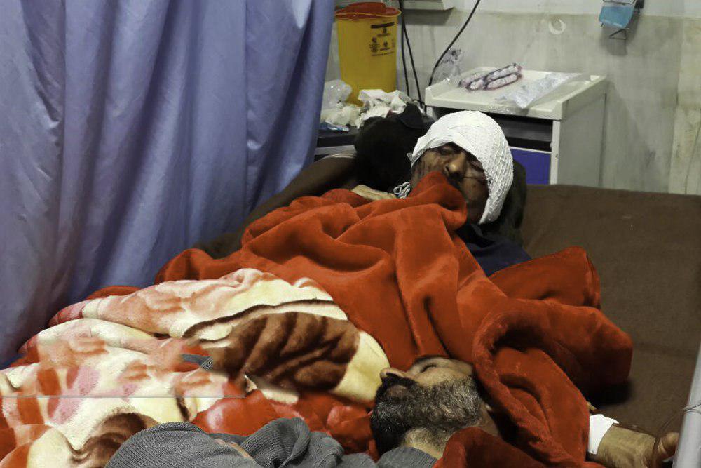 رکنا: زلزله