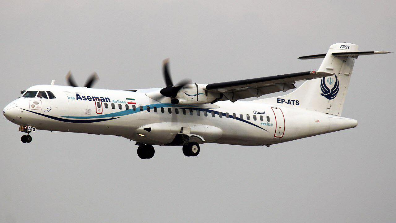 صحنههای باورنکردنی از انتقال اجساد مسافران هواپیما