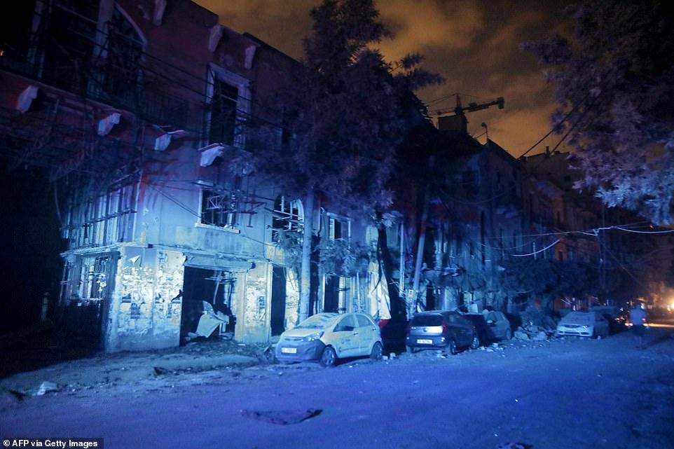انفجار بیروت (2)