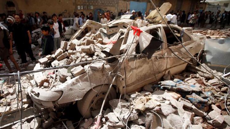 حملات پهپادی حوثیها به دستور ایران انجام شد
