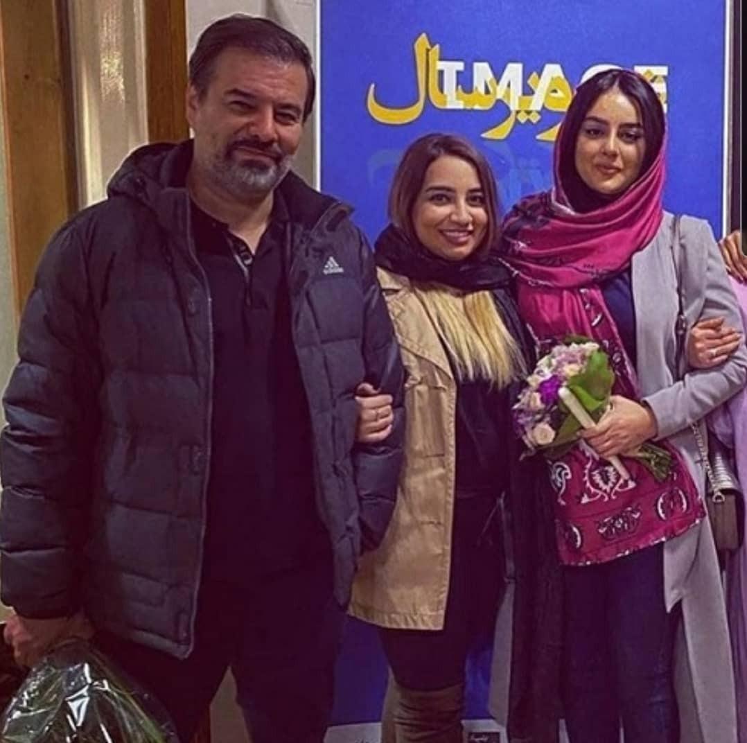 ازدواج پیمان قاسم خانی با میترا ابراهیمی تایید شد