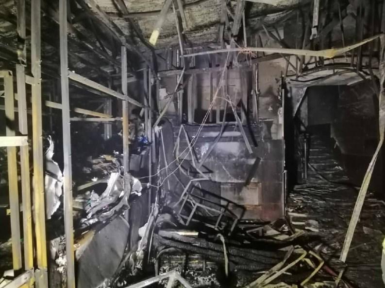 انفجار در کلینیک سینا اطهر تهران - خیابان شریعتی