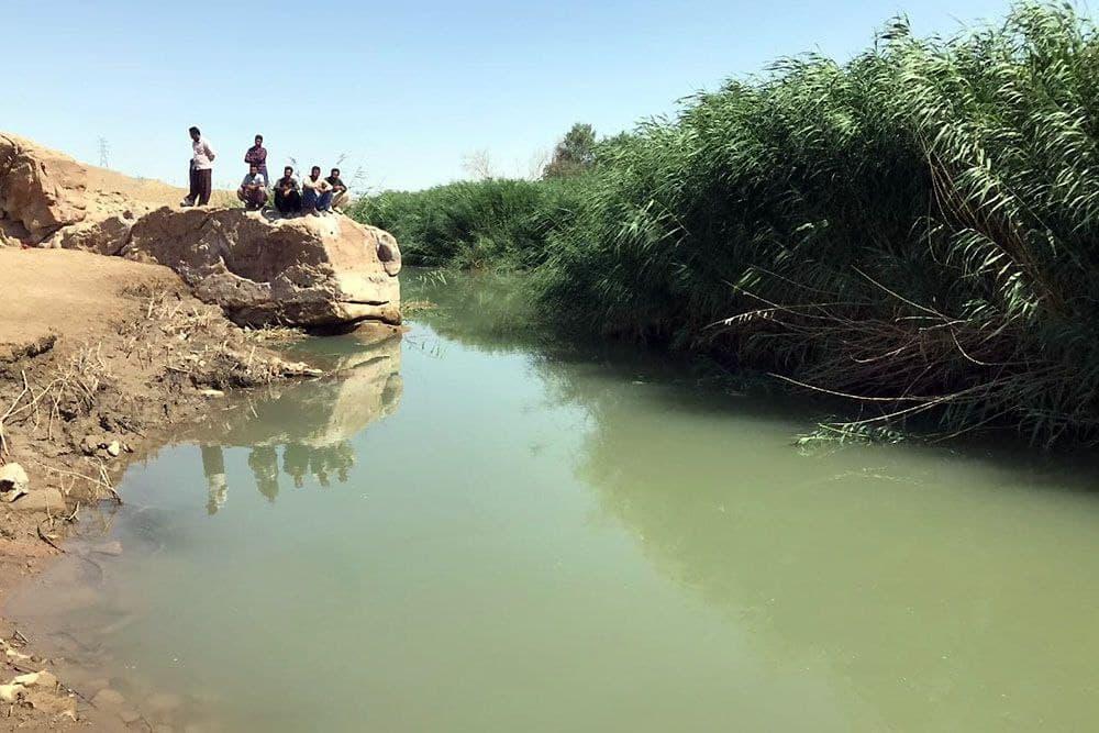 پیدا شدن جسد جوان 15 ساله مشهدی در رودخانه مرزی ایران و ترکمنستان