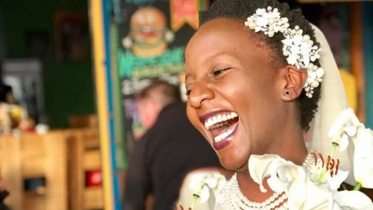 ازدواج ساختگی دختر اوگاندایی