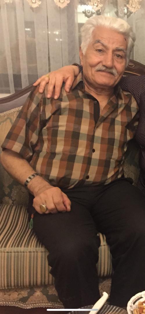 آلزایمر مرد تهرانی