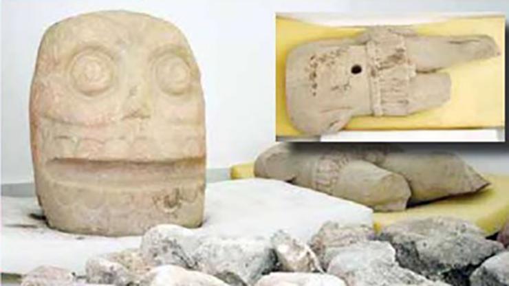 کشف معبد «خدای دباغ» در مکزیک