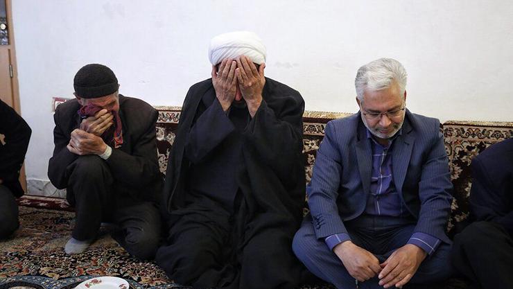 بهروز حاجیلو چرا به این روحانی شلیک کرد + عکس - 19