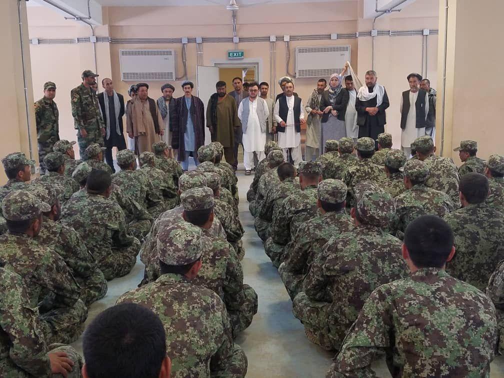 سلیمه مزاری زن مبارز با طالبان 3