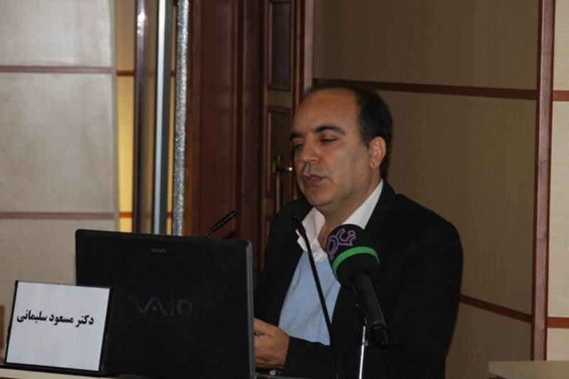 دانشمند -ایرانی-مسعود-سلیمانی