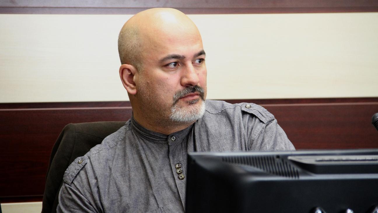 محمد درویش / فعال محیط زیست
