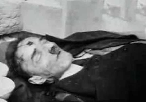 سرنوشت جنازه دیکتاتورها چیست