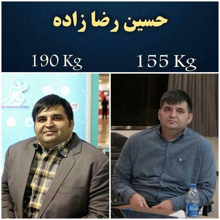 حسین رضا زاده