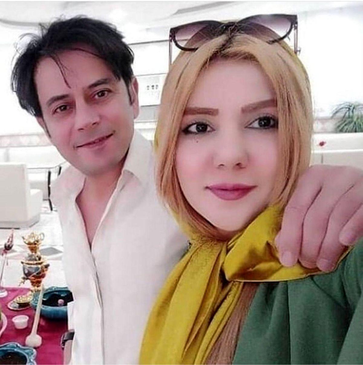 همسر سوم رحیم نوروزی