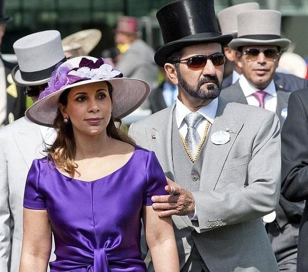عکس جالب از همه همسران حاکم دبی
