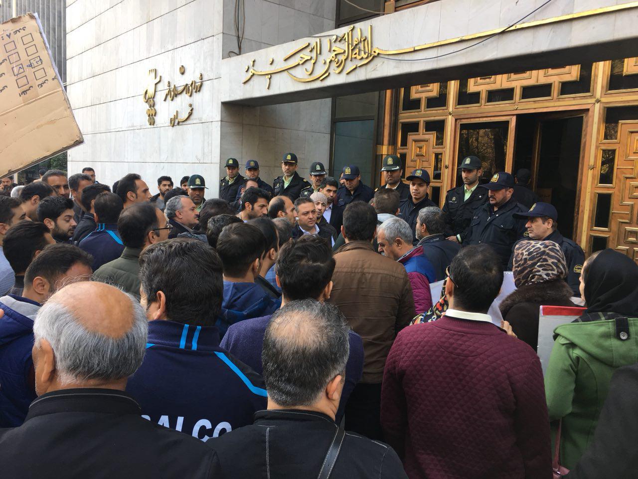 تجمع پیمانکاران شهرداری