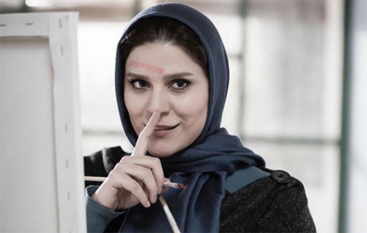 سحر دولتشاهی در نیم رخ ها