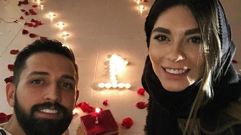 محسن افشانی ازدواج کرد