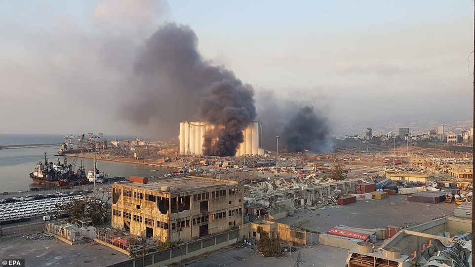 انفجار بیروت (7)