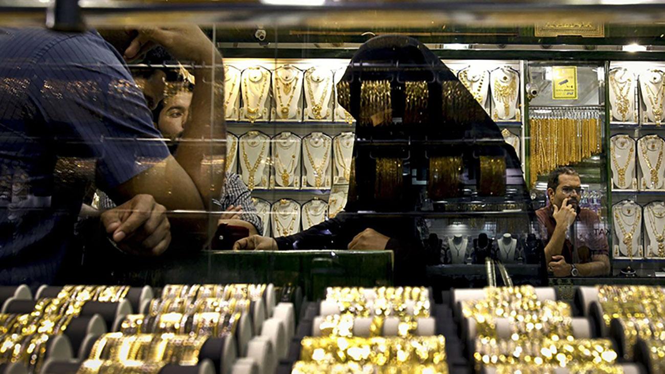 مالیات بر ارزش افزوده طلا حذف شد - طلافروشی - طلا - بازار طلا