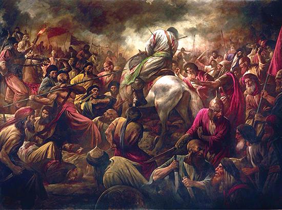 آخرین لحظات عمر بابرکت امامحسین (ع)