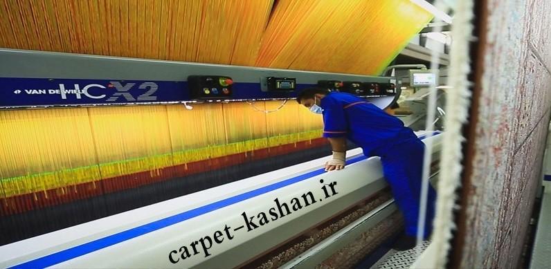 فرش ستاره کوروش یکی از معتبر ترین تولید کننده های فرش ماشینی