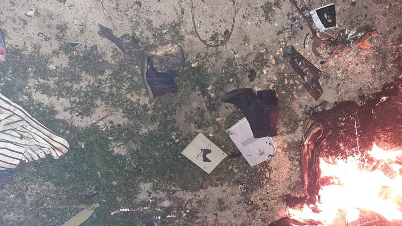 سقوط هواپیمای اوکراینی با ۱۷۰ مسافر