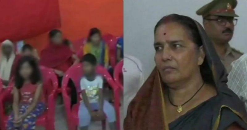 20 دختر بچه هندی در پناهگاه شیطان