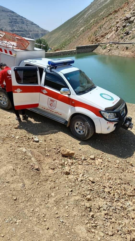 حادثه #خودرویی در ارتفاعات وردیج، واقع