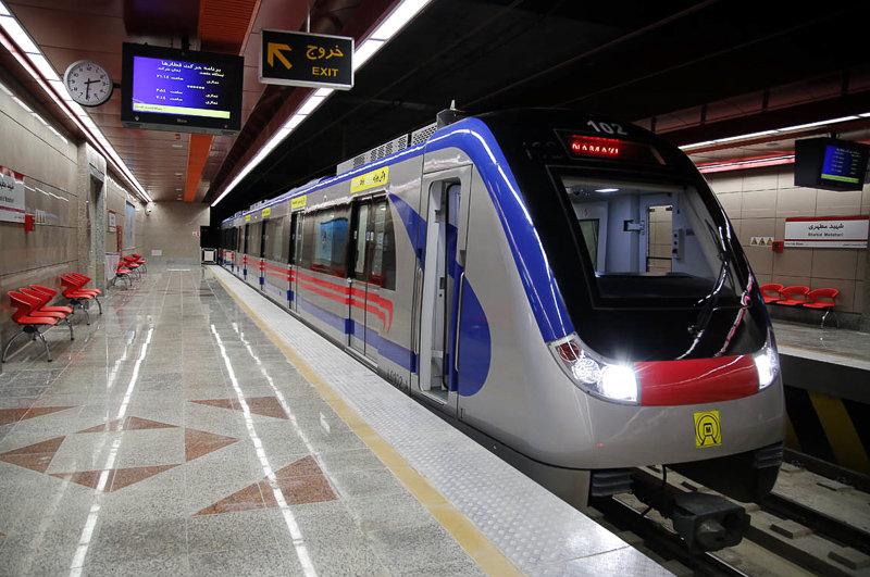 تاریخچه 34 ساله متروی تهران