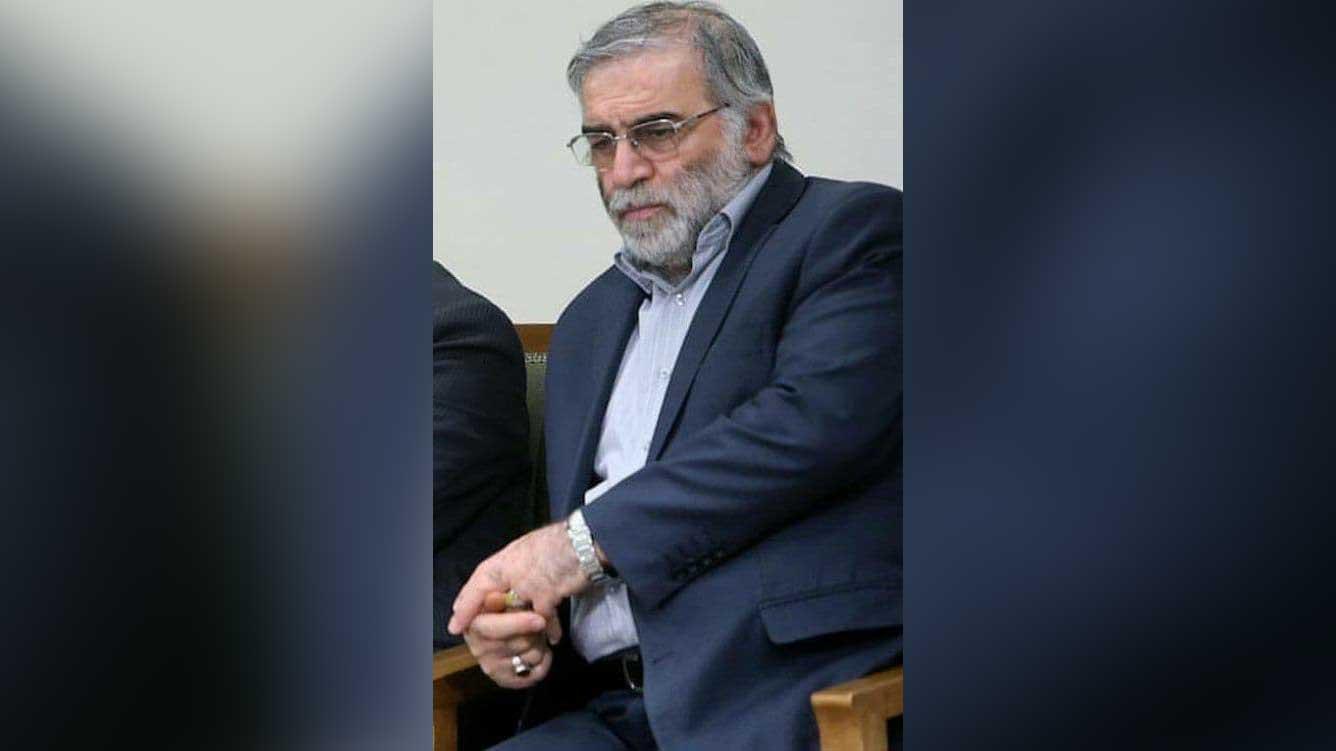 محسن فخری زاده دانشمند هسته ای ایران زنده است