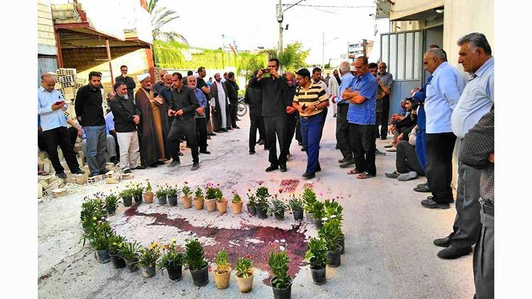 محل قتل امام جمعه کازرون