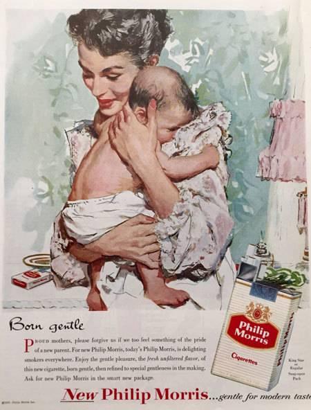 سیگار کشیدن در دوران بارداری به تجویز پزشک