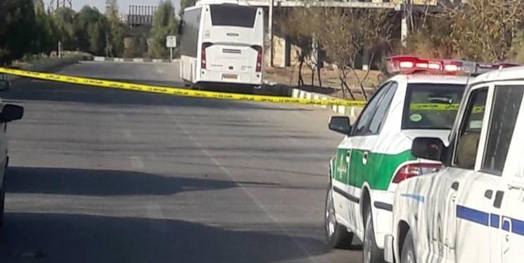 ماحصره قاتل در اتوبوس شهری قم