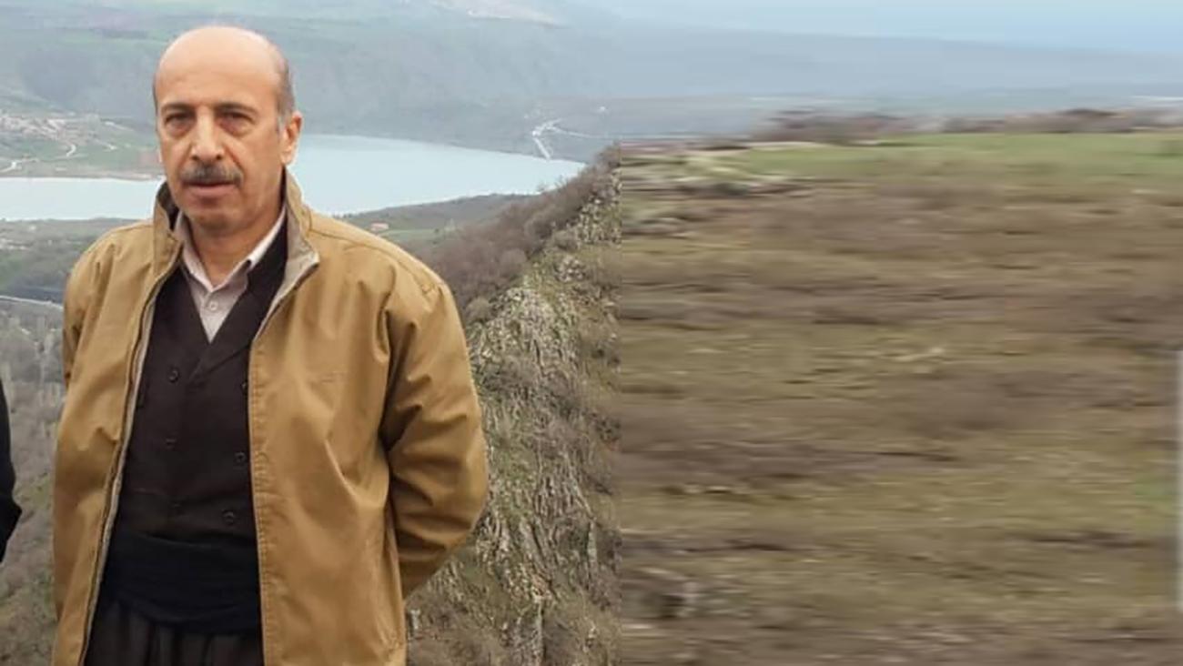 حسین محمدیان، عضو هیئت موسس انجمن حمایت از مصدومان شیمیایی سردشت