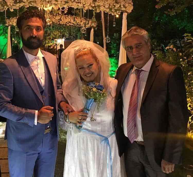 ازدواج مجدد بهاره رهنما