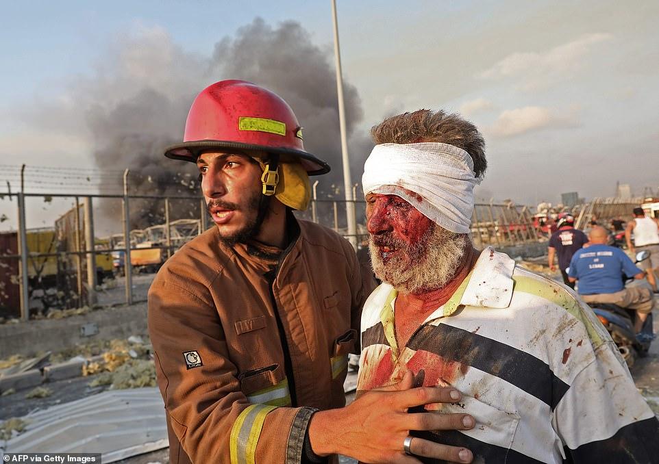 انفجار بیروت (16)