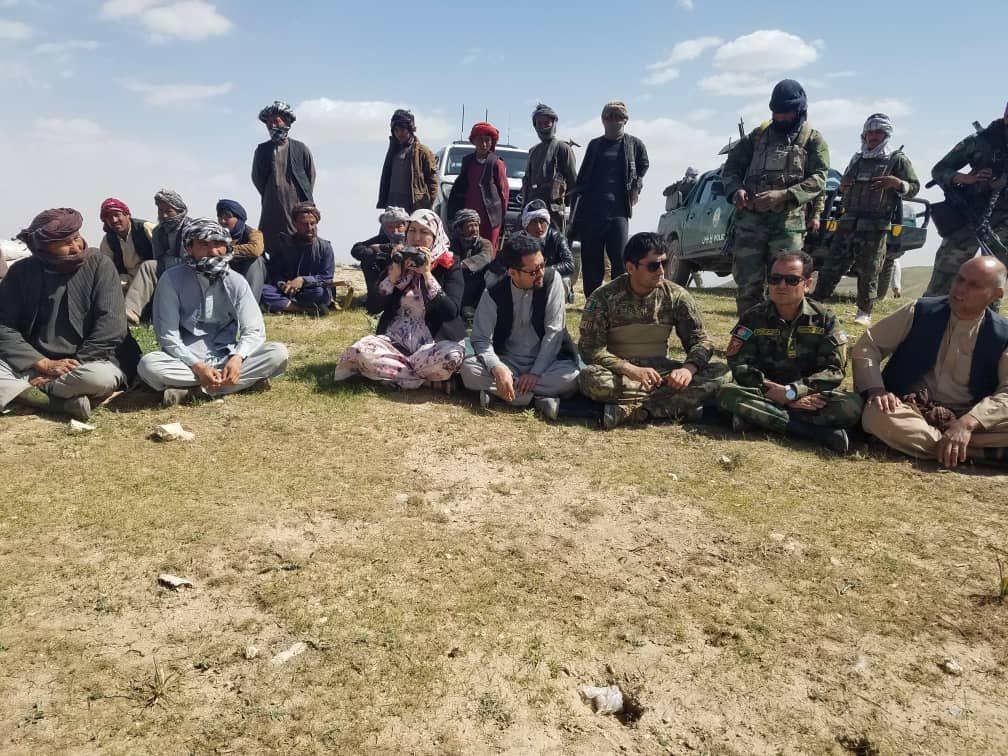 سلیمه مزاری زن مبارز با طالبان 2