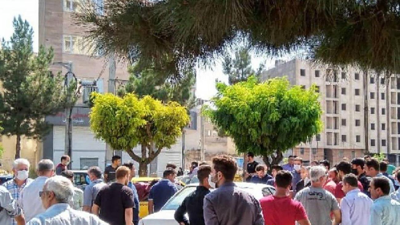 قتل در خیابان آزادگان اورمیه