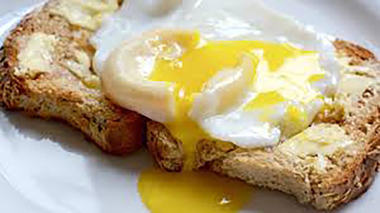 تقویت ششها  با تخم مرغ