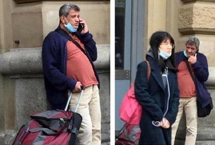 ظاهر متفاوت قاضی منصوری در رومانی