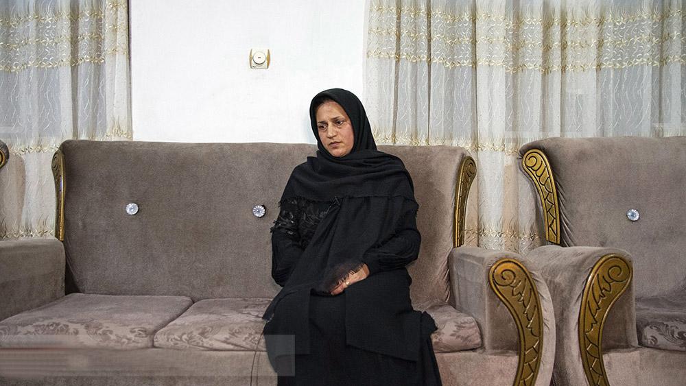 مادر رومینا اشرفی