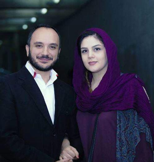 احسان کرمی و همسرش + عکس و بیوگرافی