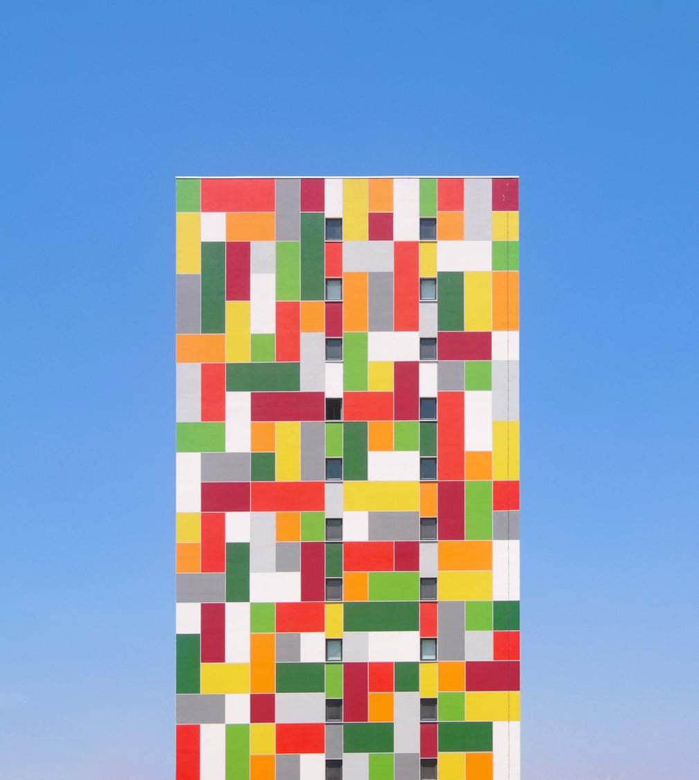 ساختمان رنگی 11