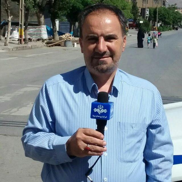 خبرنگار صداسیما