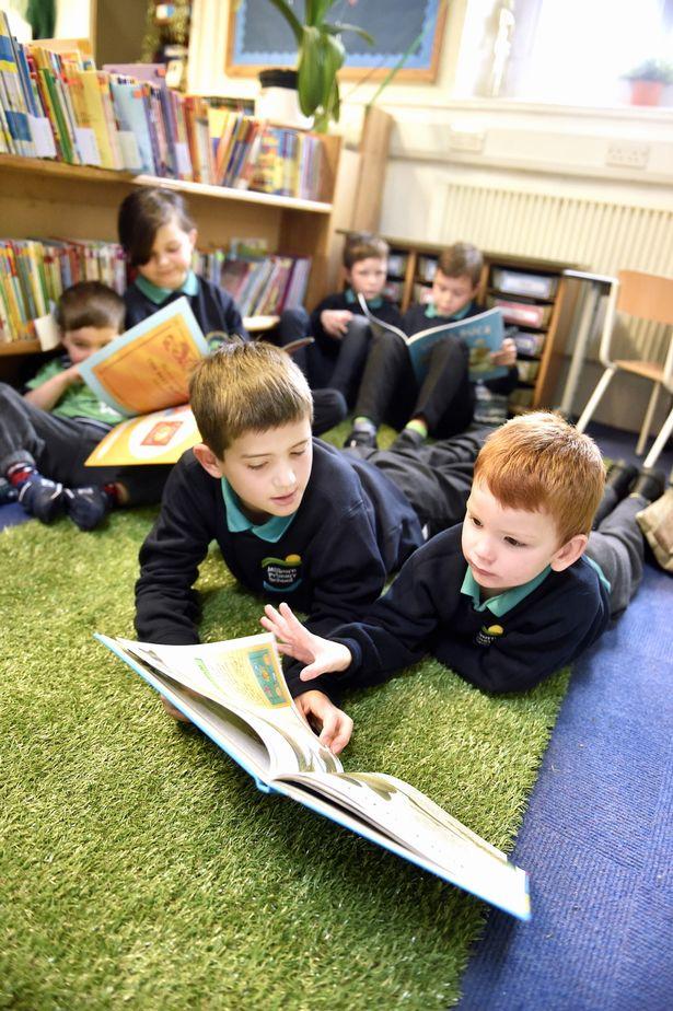 کوچک ترین مدرسه بریتانیا