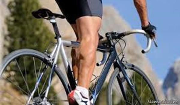 دوچرخهسوار 65 ساله