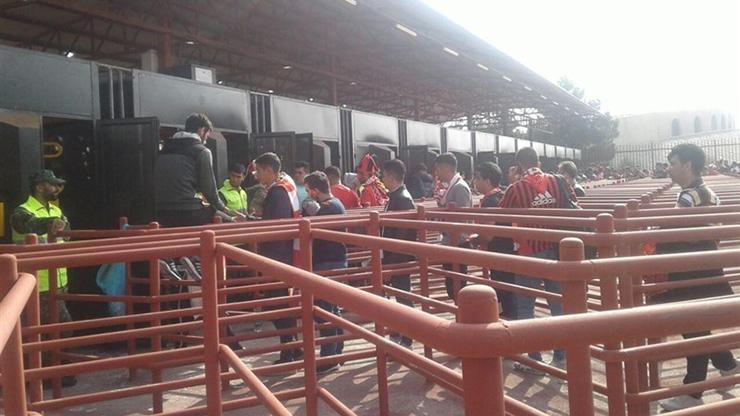 آخرین وضعیت استادیوم آزادی قبل از فینال آسیا